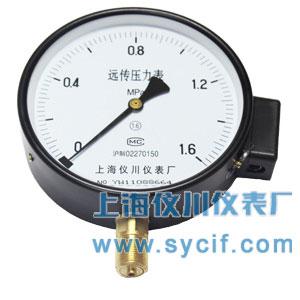 远传压力表 带接线盒
