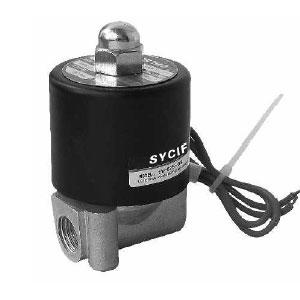 水阀系列二位二通直动式电磁阀